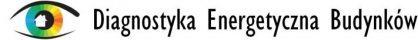 Diagnostyka Energetyczna Budynków LOGO